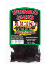 Buffalo Peppered